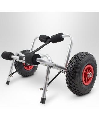 Transportavimo baidarių / valčių vežimėlis, talpa 70 kg